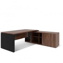 Стіл письмовий з приставним столом, правий G1.17.18