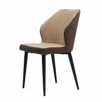CHELSEA (Челсі) стілець обідній, тканина-шкірзамінник