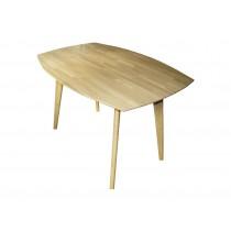 Дерев'яний стіл Нордік R для їдальні