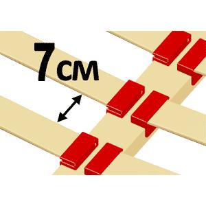 Стандарт - 7 см